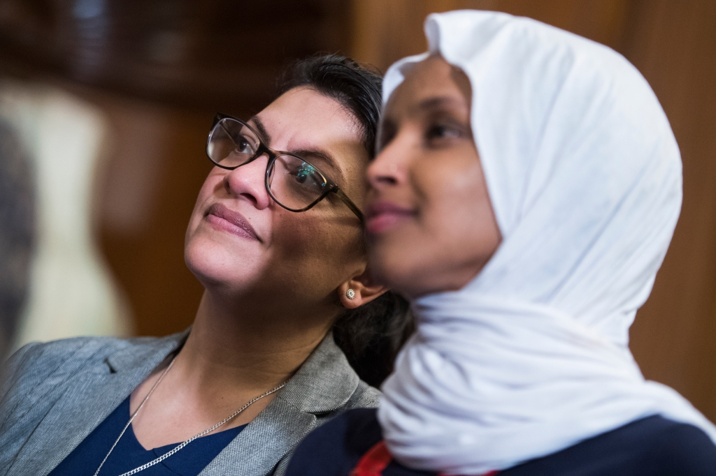 Israel prohíbe la entrada a 2 representantes demócratas musulmanas