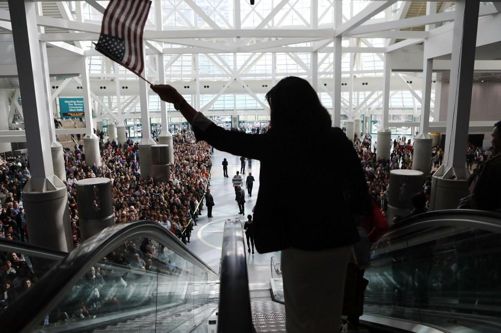 ¿Qué necesitas para hacerte ciudadano estadounidense?