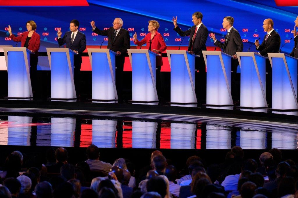 Segundo debate demócrata: ¿Qué pasó con el tema de la inmigración?