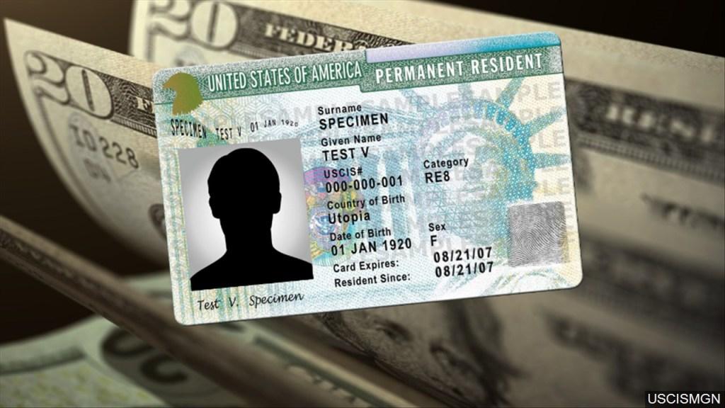 """Inversionistas millonarios tendrán que pagar más por el """"Green Card"""""""