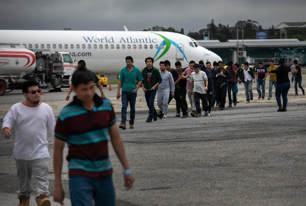 300 mil podrían ser rápidamente deportados bajo nuevo plan del gobierno