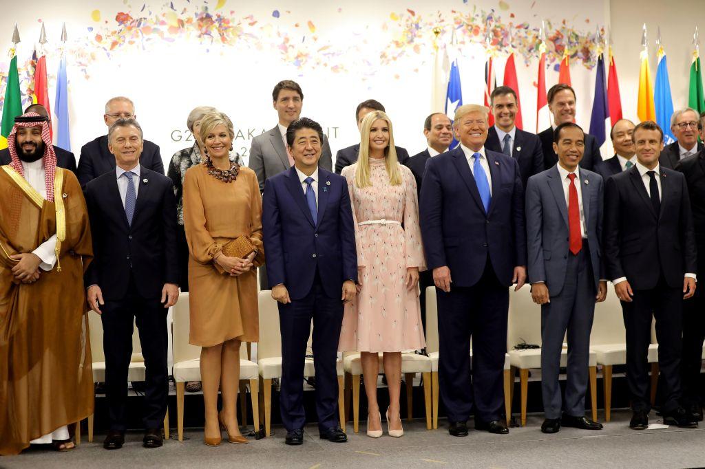 Ivanka Trump, la ¿diplomática?