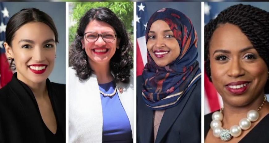 Tras tuits racistas, Trump arremete de nuevo contra 4 legisladoras