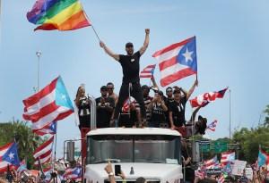 Tras la renuncia de Rosselló, ¿qué pasará ahora en Puerto Rico?