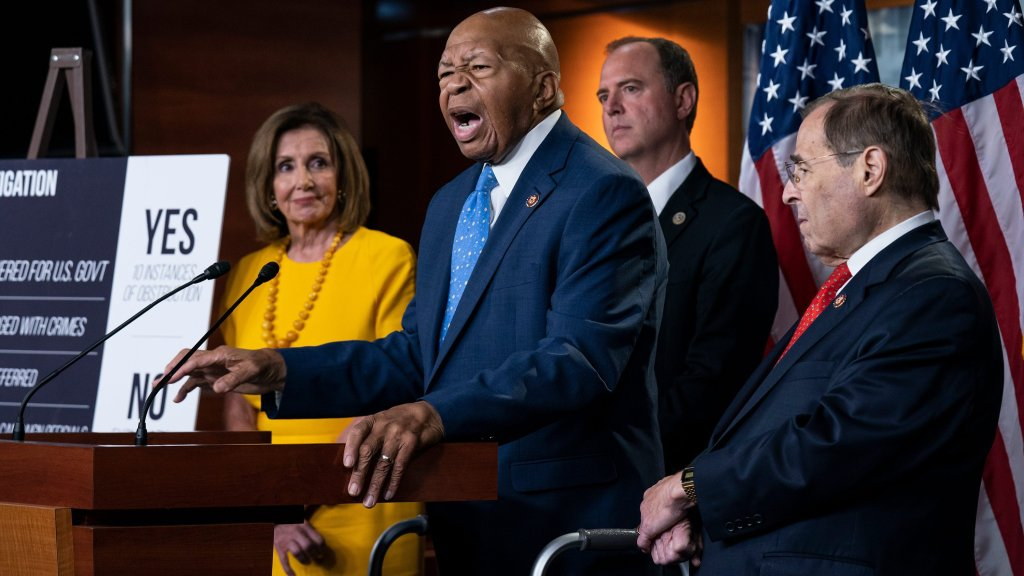 legiusladores demócratas