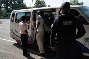 Tras acuerdo con México menos migrantes son detenidos en la frontera