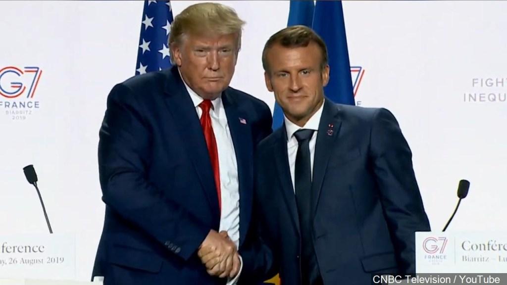Trump quiere celebrar próxima cumbre del G7 en su club de golf