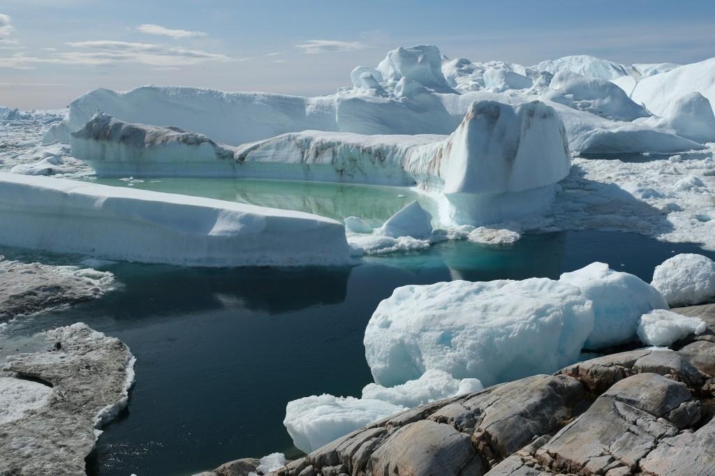 Trump quiere que EE.UU. compre la isla de Groenlandia