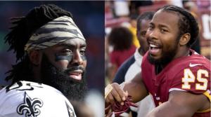 2 jugadores de la NFL pagan fianza para liberar a un indocumentado