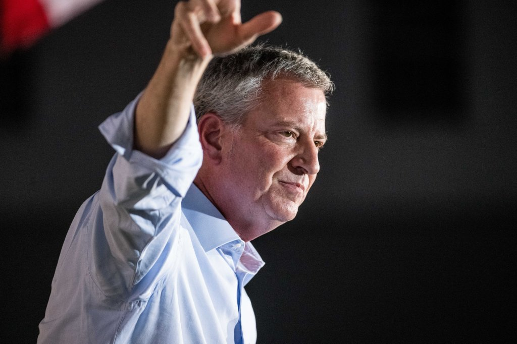 Bill de Blasio se retira de la carrera presidencial demócrata