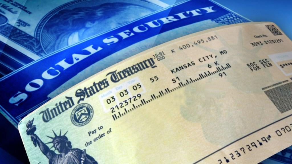Cheques del Seguro Social aumentarán en 2020