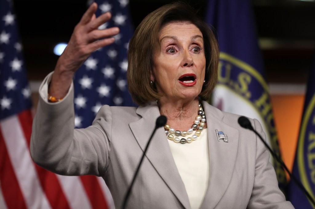Pelosi enviará 'pronto' los artículos de 'impeachment' para juicio en el Senado