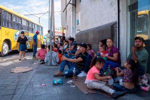 Ahora son principalmente mexicanos los que piden asilo en la frontera