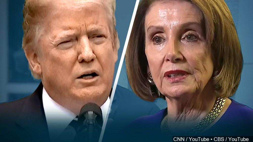 """""""Impeachment"""": Citación al Pentágono y los """"múltiples"""" denunciantes"""