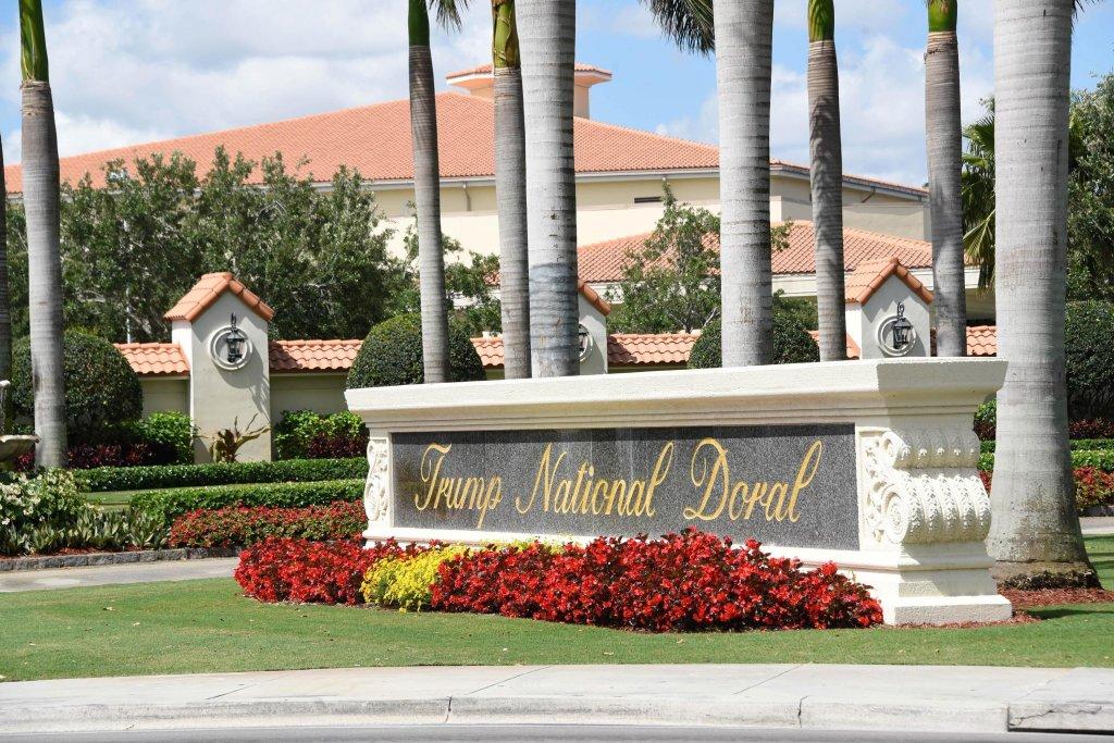 Trump celebrará la cumbre del G7 en su club de golf de Miami