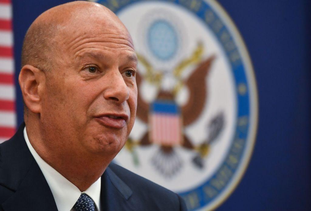 Embajador de EE.UU. en la Unión Europea no testificará ante la Cámara