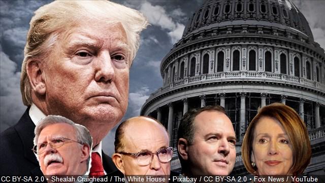 """Impeachment"": Demócratas toman impulso pero la Casa Blanca resiste"