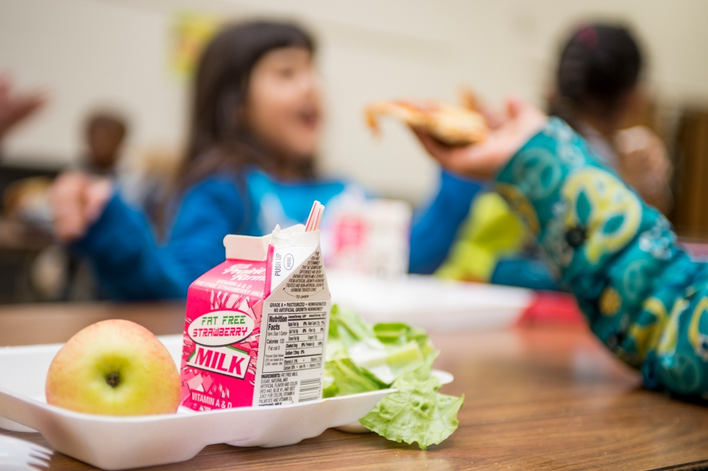 Millones de estudiantes reciben alimentación en escuelas en EE.UU.; si cierran ¿qué pasará?