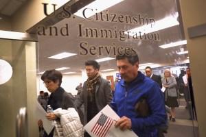 USCIS alerta sobre cambio en requisito para la ciudadanía
