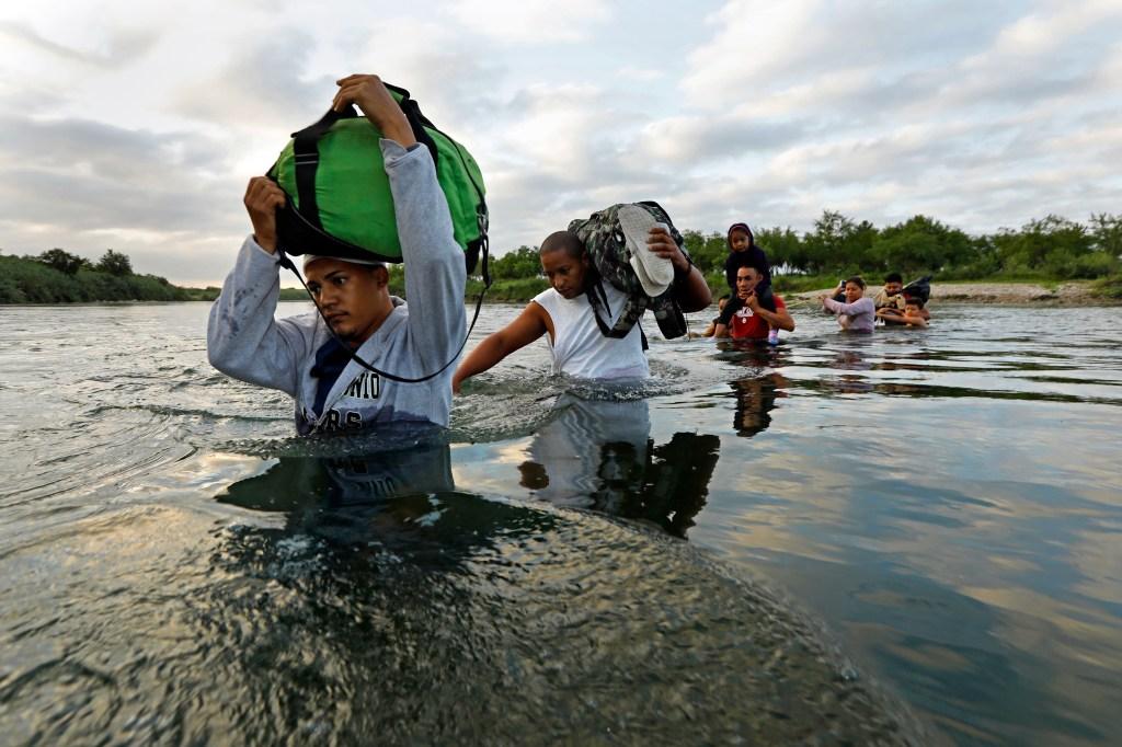 Se triplica el número de migrantes ahogados en una zona del río Grande