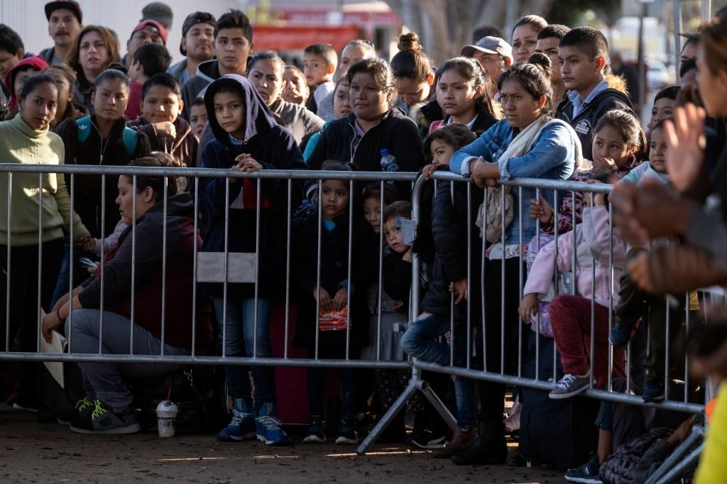 Solicitantes de asilo tendrán que suministrar muestras de ADN