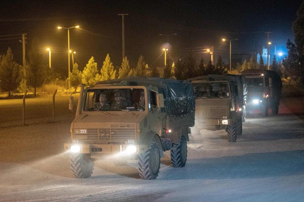 Turquía lanza ofensiva militar contra fuerzas kurdas en Siria