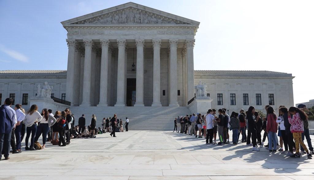 Listos para las audiencias orales en la Corte Suprema sobre DACA.