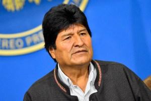 México otorga asilo político al renunciante presidente de Bolivia