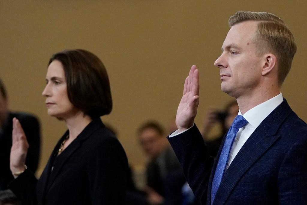"Orden de retener ayuda a Ucrania ""salió de Trump"""