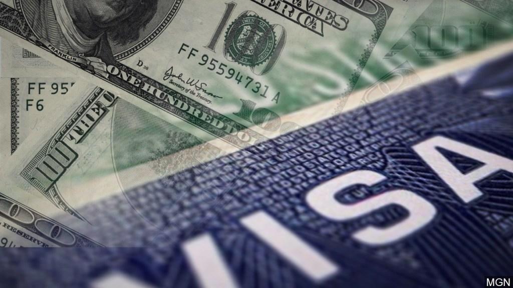 USCIS cobrará una nueva tarifa para visas de trabajo