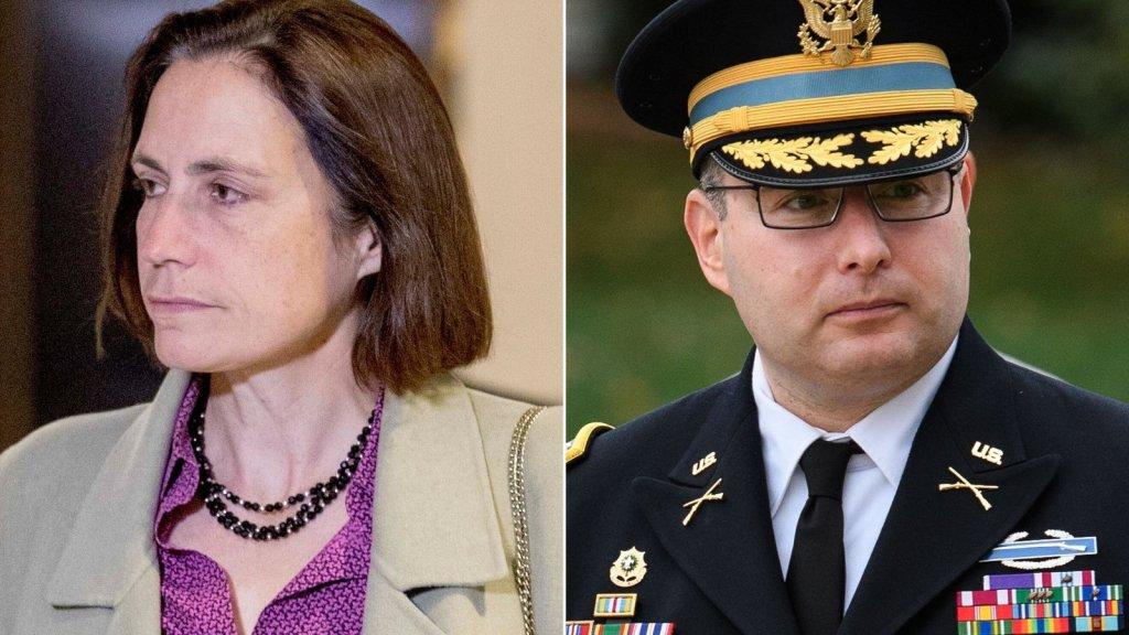 """Militar: Trump planteó """"demanda de quid pro quo"""" a Ucrania"""