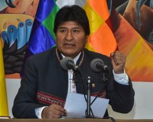 Renuncia Evo Morales, presidente de Bolivia, tras fuerte polémica