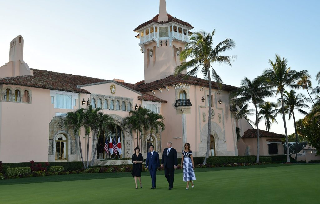 Trump deja a Nueva York y hace de Mar-a-Lago su residencia permanente