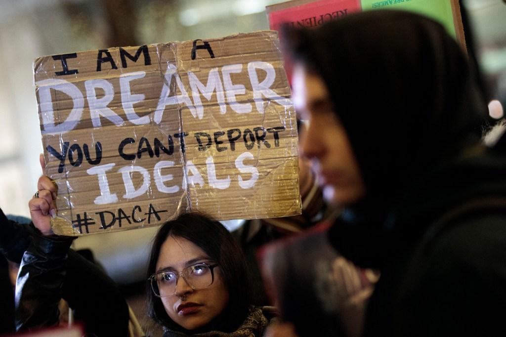 """¿Son los """"Dreamers criminales?"""