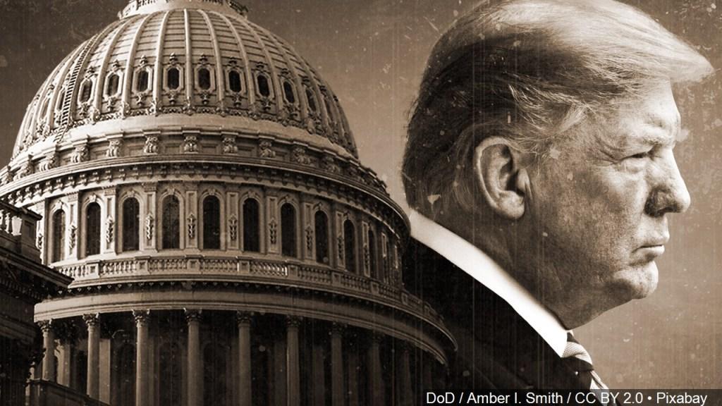"""Cámara inicia el debate para votar por el """"impeachment"""" de Trump"""