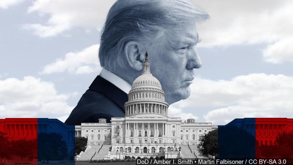 """Cámara de Representantes aprueba el """"impeachment"""" contra Trump"""