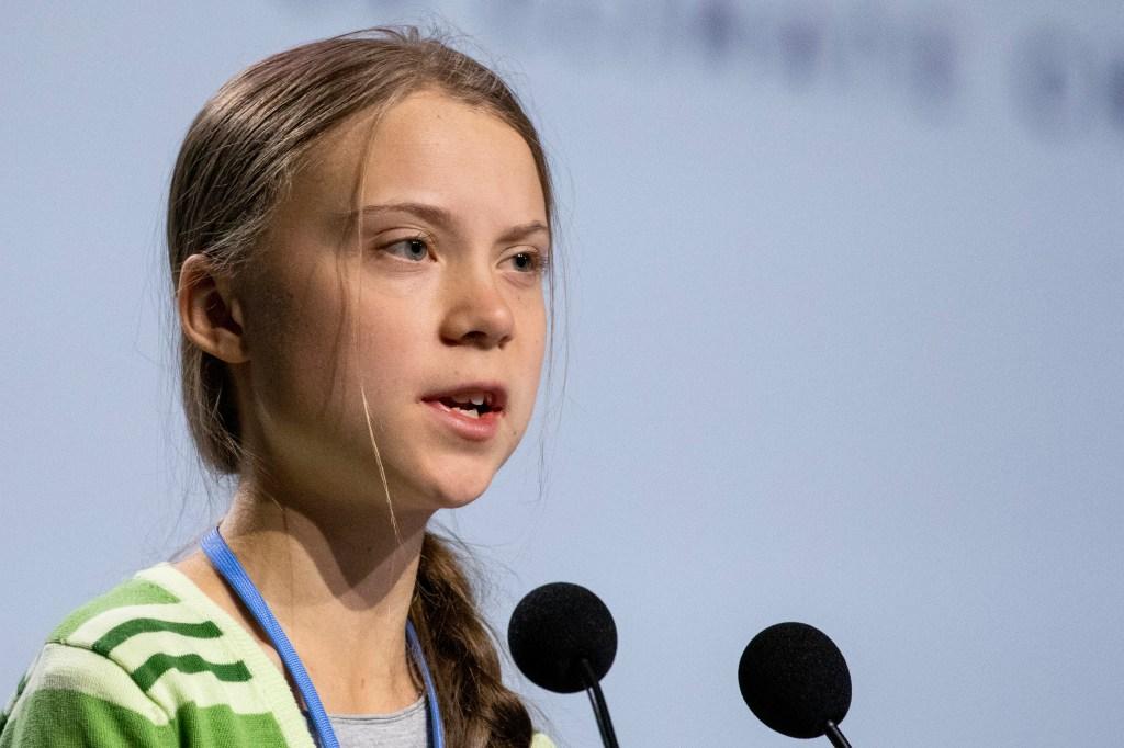 De nuevo, Trump se burla de la activista de 16 años, Greta Thunberg