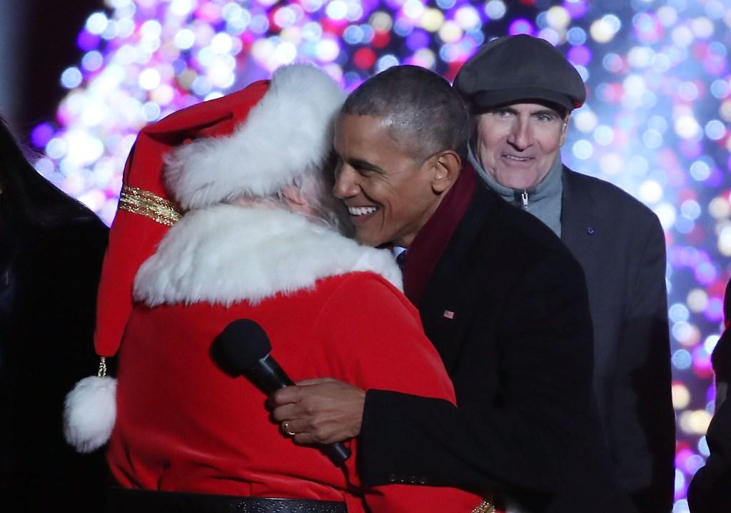 """Mensaje """"Feliz Navidad, Sr Presidente"""", se hace viral… para Obama"""