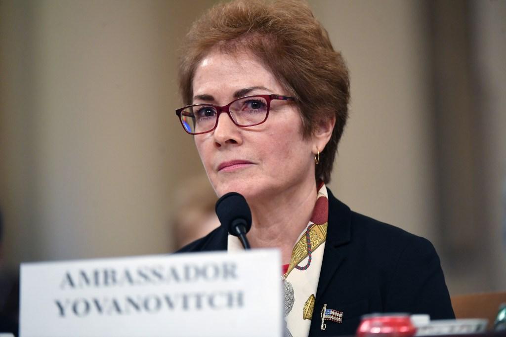 En audio, Trump parece ordenar el despido de embajadora en Ucrania