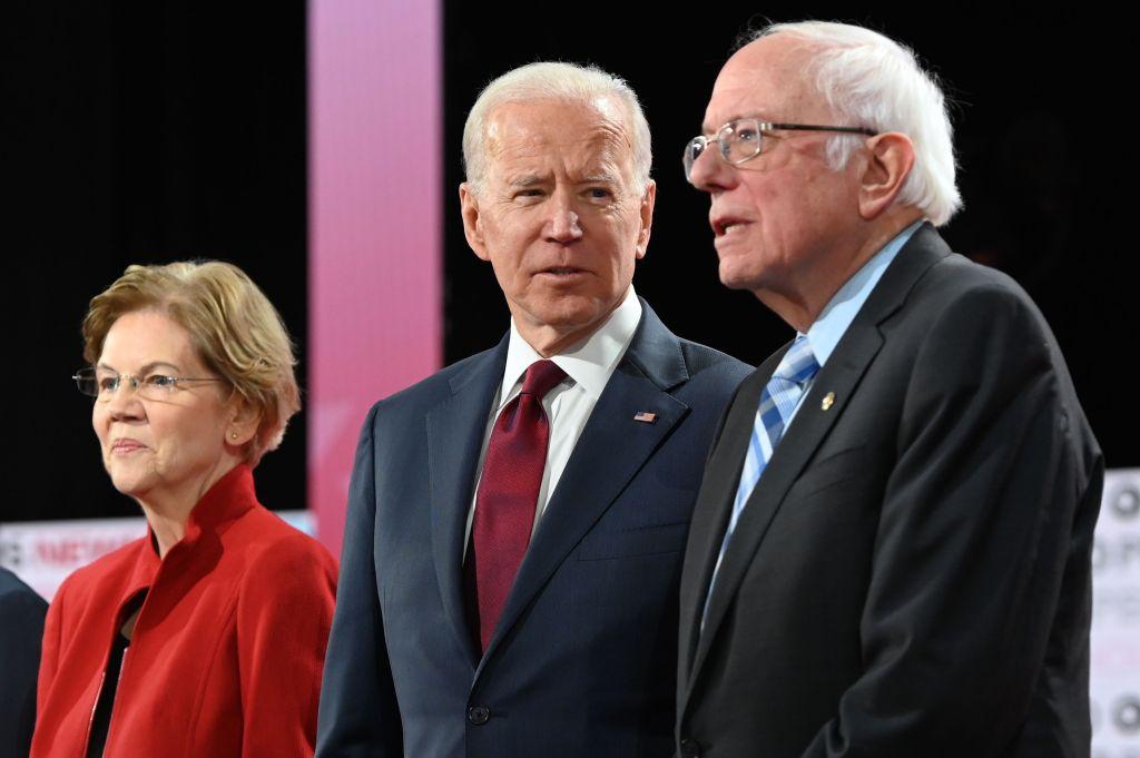 El dinero inunda la carrera demócrata presidencial