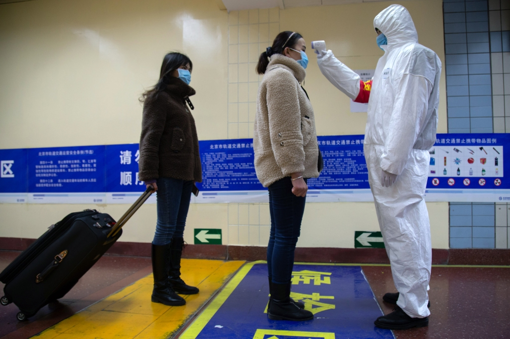 Gobierno de Trump anunció fuerza especial para monitorear coronavirus