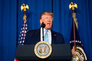 """Trump dice que lanzó ataque en Bagdad para """"detener la guerra"""""""
