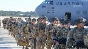 ¿Se van o se quedan las tropas de EE.UU.en Irak?