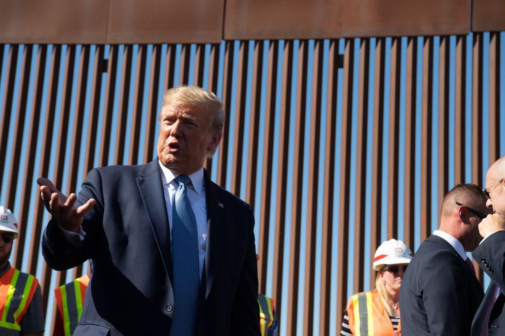 Trump busca un aumento brutal de fondos para frenar la innmigración