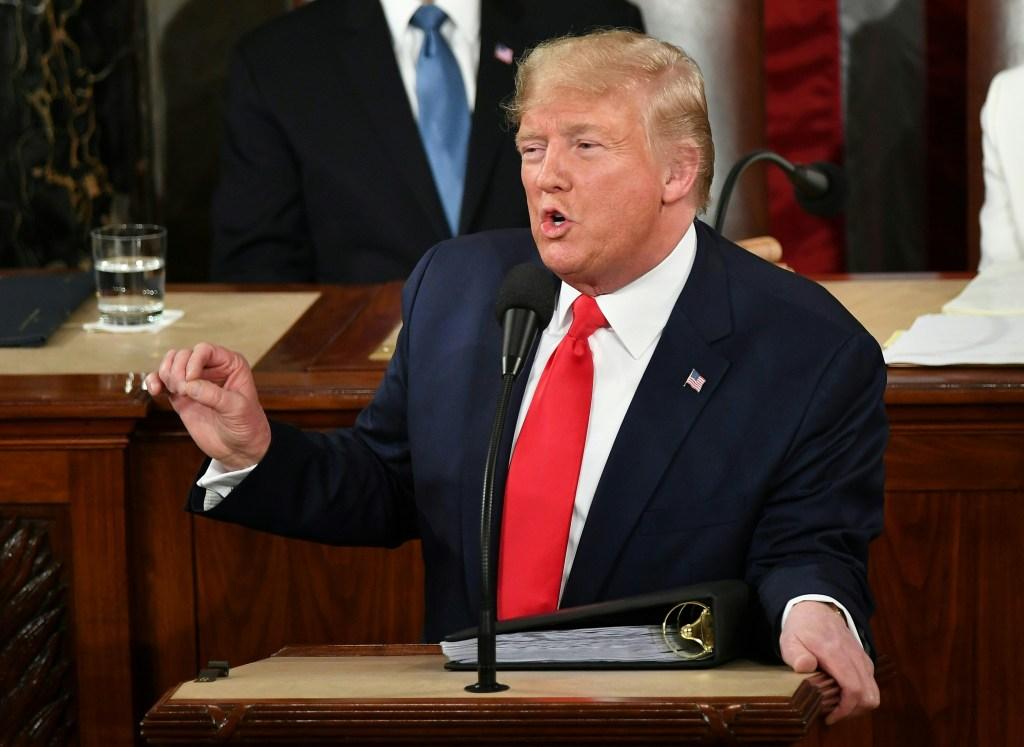 Lo cierto y lo falso del discurso de Trump sobre el Estado de la Unión