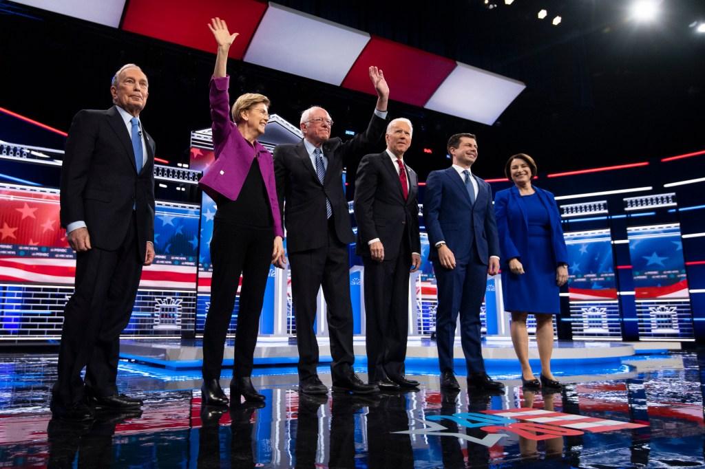 Todos contra todos en contencioso debate demócrata