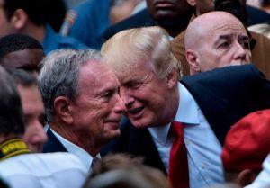Pleito entre Trump y Bloomberg desata lluvia de memes