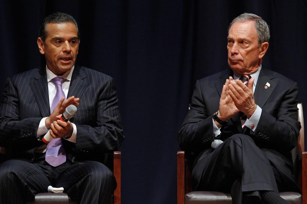 Mike Bloomberg anuncia su plan para reformar la inmigración
