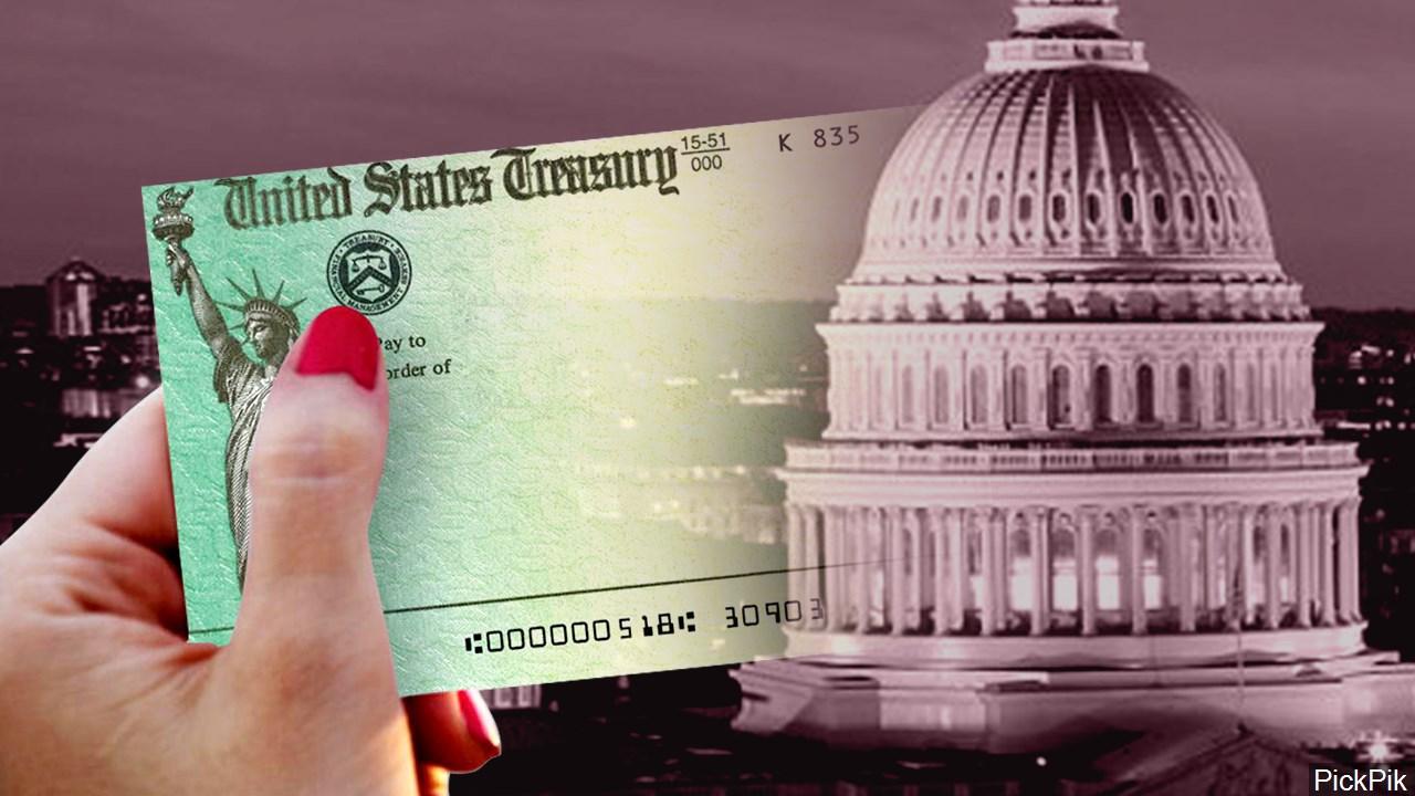 El IRS empezará a enviar cheques de $1,200 el 9 de abril