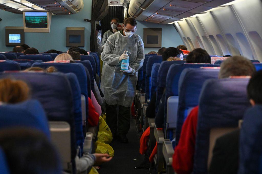 EE.UU prohíbe viajes a todo Europa por Coronavirus